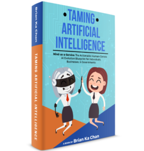 Ai is evolution mind data free chapter 1 taming artificial intelligence mind as a service the actionable human centric ai evolution blueprint for individuals businesses malvernweather Gallery