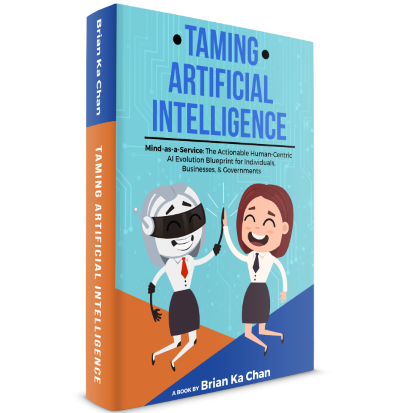 Taming Artificial Intelligence Mind as a Service Book |