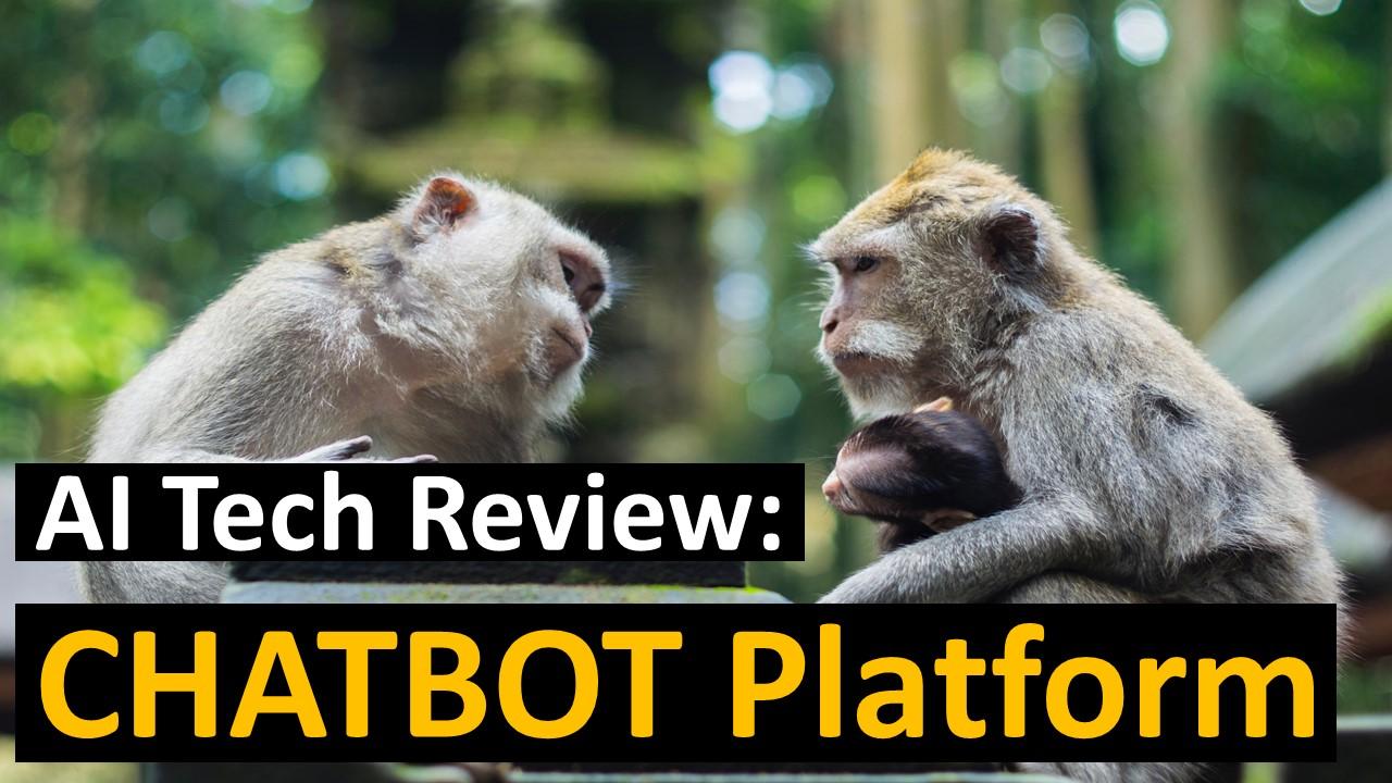 Best Chatbot Platform Guide and Vendor Review 2018   Latest
